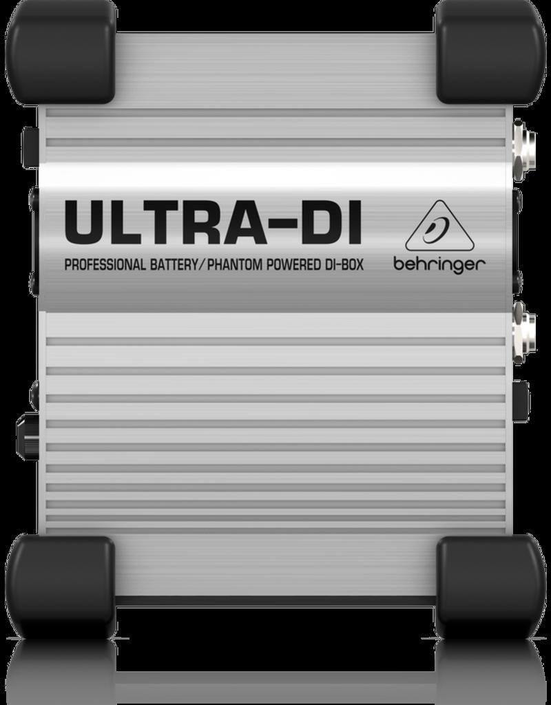 Behringer Behringer Ultra-DI DI100 DI Box