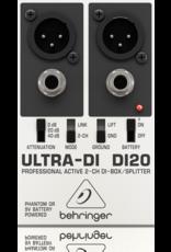 Behringer Behringer ULTRA-DI DI20 DI Box