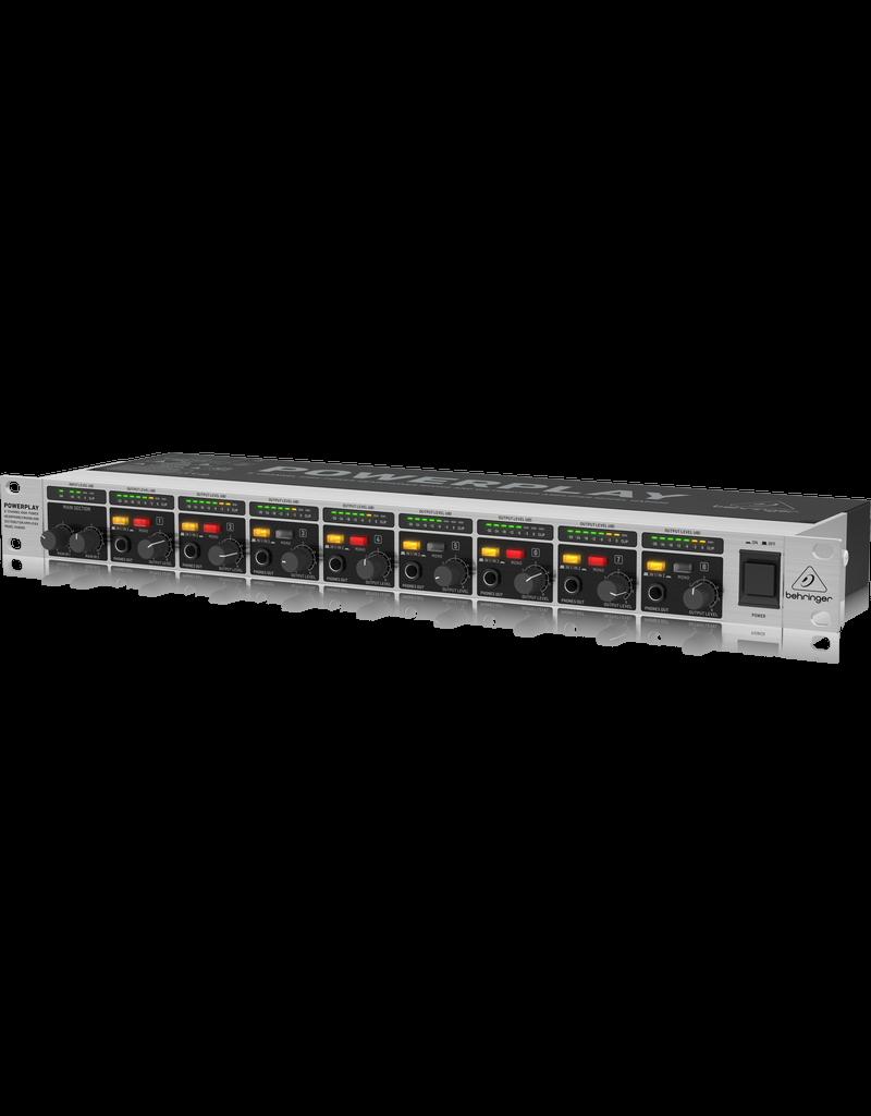 Behringer Behringer Powerplay Pro-8 HA8000 Amplifier