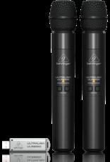 Behringer Ultralink ULM202USB 2.4G Dual Microphones