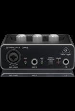 Behringer U-PHORIA UM2 Interface