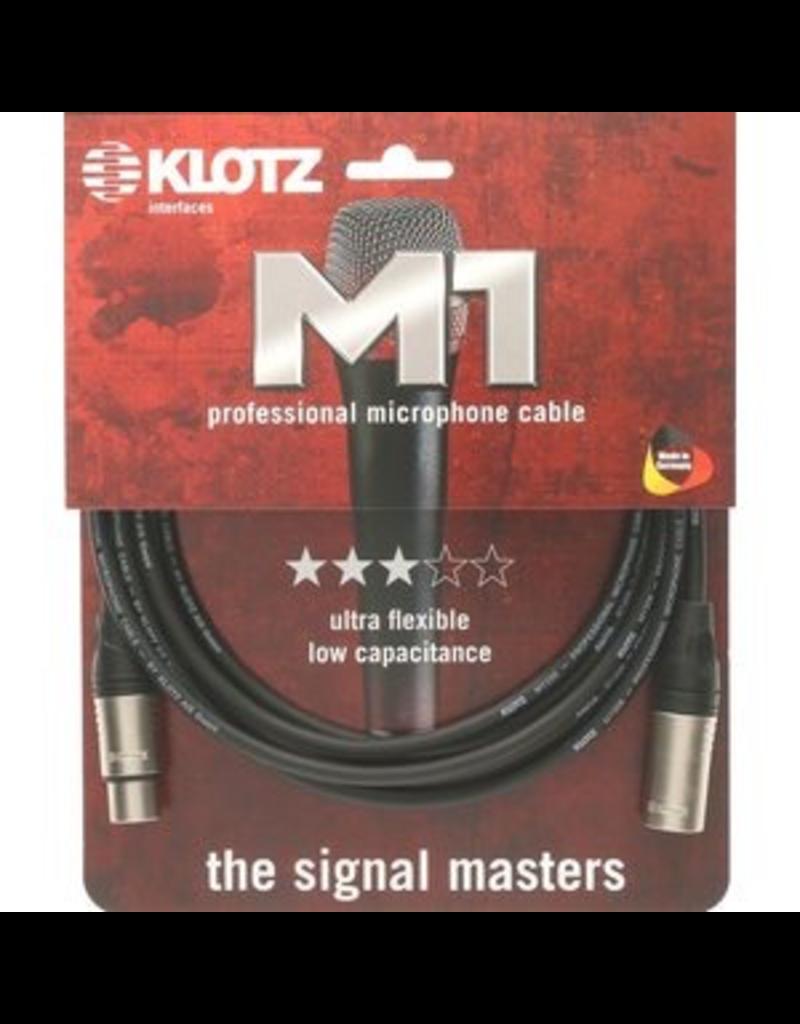 Klotz Klotz M1 Mic Cable 3m Neutrik