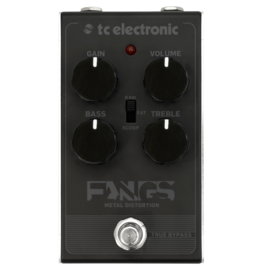 TC Electronics Fangs Metal Distortion