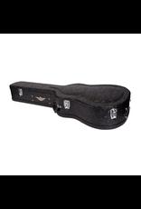 Saga Saga DS20 Solid Spruce Top Acoustic-Electric Dreadnought Guitar (Natural Gloss) inc case