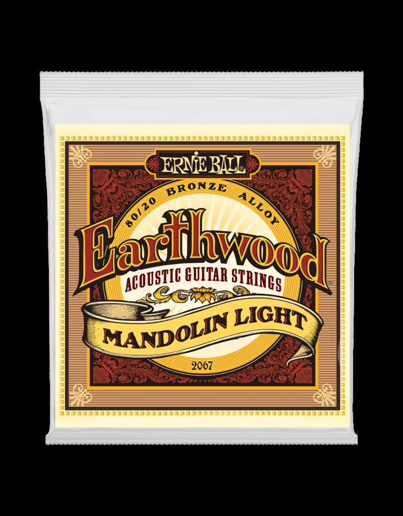Ernie Ball .009/.034 Earthwood Mandolin