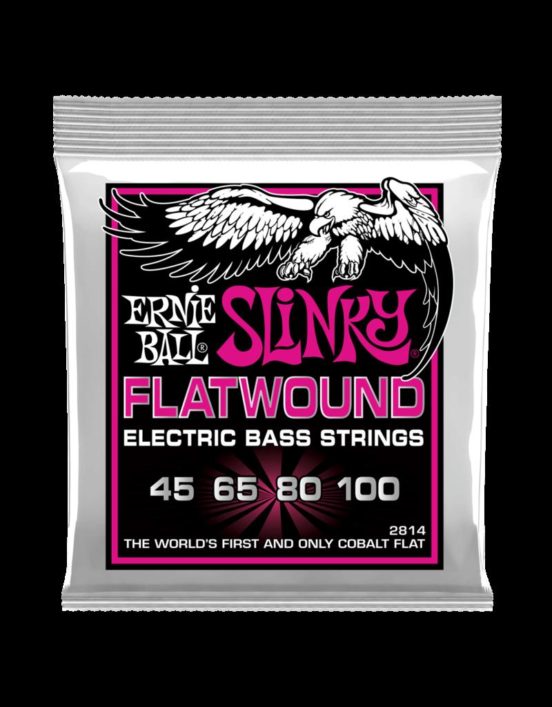 Ernie Ball 45-100 Slinky Flatwound