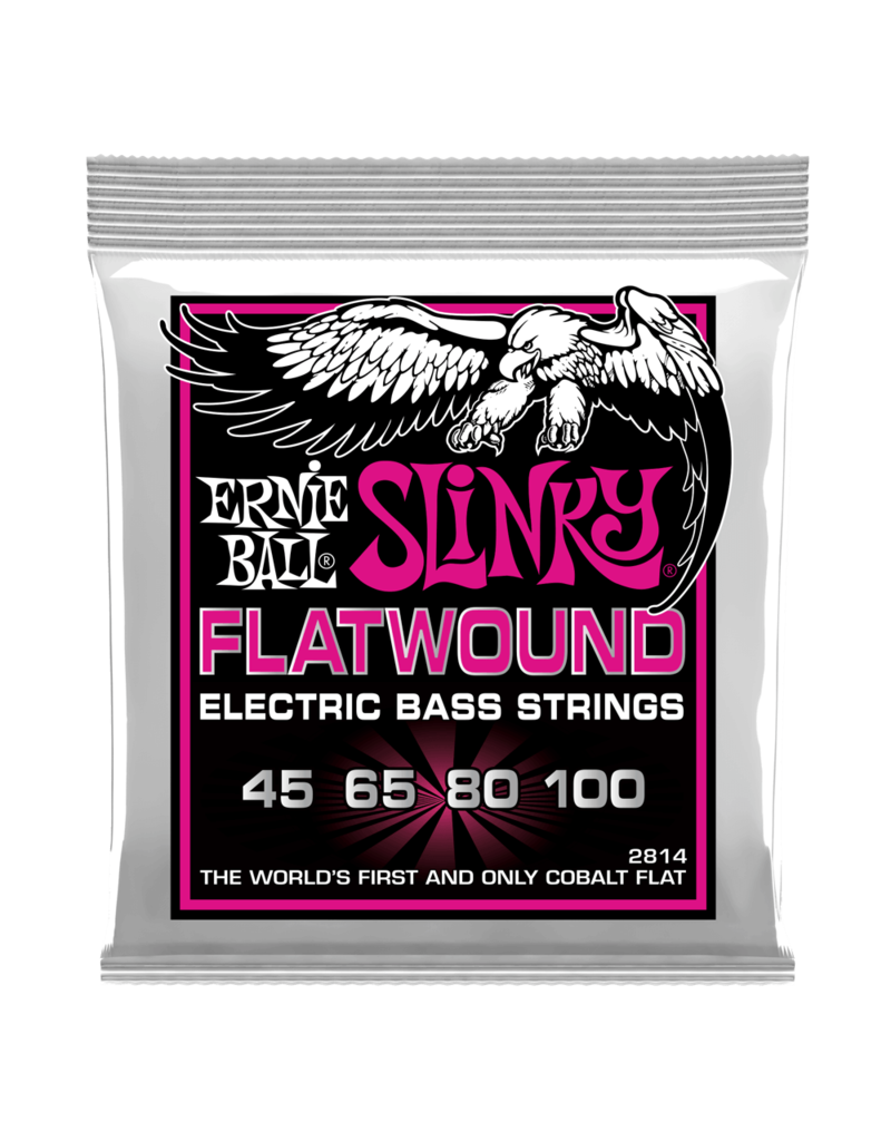 Ernie Ball Flatwound 45-100