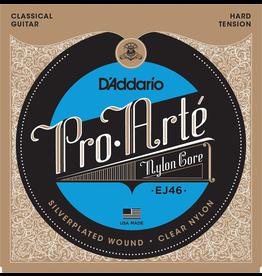 Daddario Pro-Arte Nylon Hard Tension Dadd J46 28.5-44 648mm Scale Pro-Arte Classical - Hard