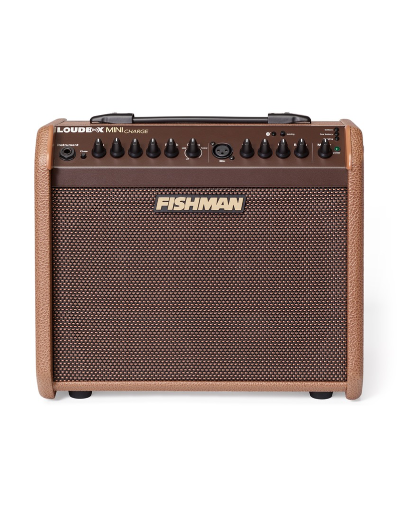 Fishman Loudbox Mini Charge Acoustic Amp