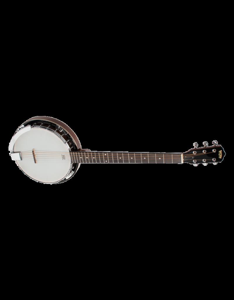 Bryden 6 String Banjo