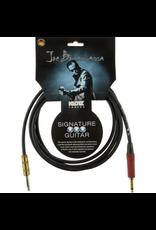 Klotz Joe Bonamassa 20ft S/S Guitar 6m (20ft) Joe Bonamassa lead w/Silent Plug - Straight to Straight