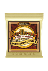 Ernie Ball Medium Light Earthwood 80/20 Bronze 12-54
