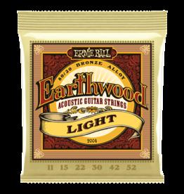 Ernie Ball Light Earthwood 18/20 Bronze 11-52