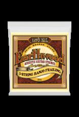Ernie Ball .010/.010 Earthwood Banjo 5- String Banjo Strings