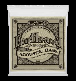 Ernie Ball Earthwood Acoustic Bass 45-95