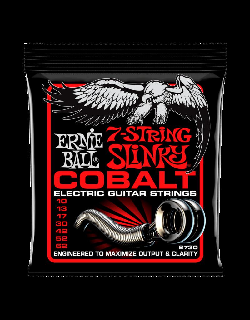 Ernie Ball 7-String Slinky Cobalt Skinny Top Heavy Bottom
