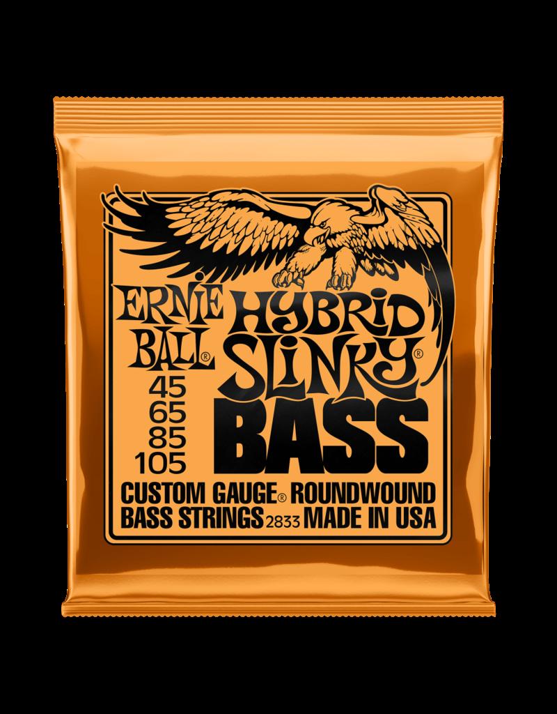 Ernie Ball Ernie Ball Hybrid Slinky Bass 45-105
