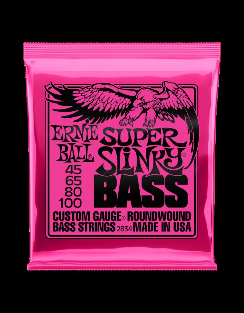 Ernie Ball Ernie Ball Super Slinky Bass 45-100