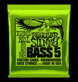 Ernie Ball 45-130 5-String Regular Slinky