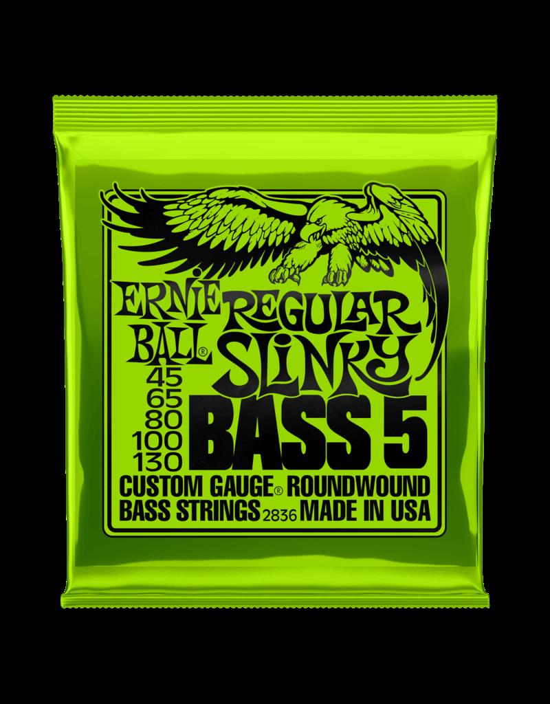 Ernie Ball .045/.130 Reg Slinky 5-String