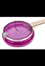 Gold Tone Little Gem Purple Banjo-Ukulele
