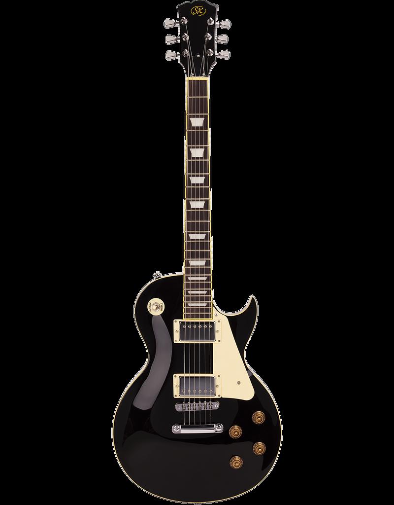 SX ESSEX PACKAGE - LP style BK - Guitar Pack