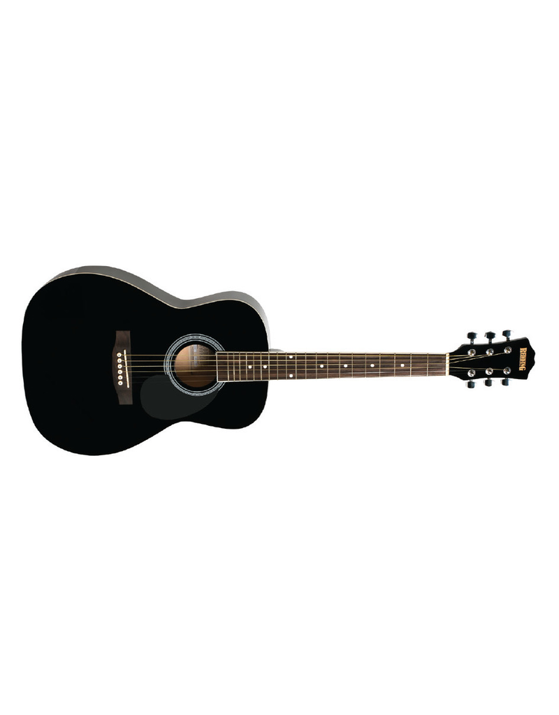 Black - 3/4 Scale w/ PU Short Scale with Pickup