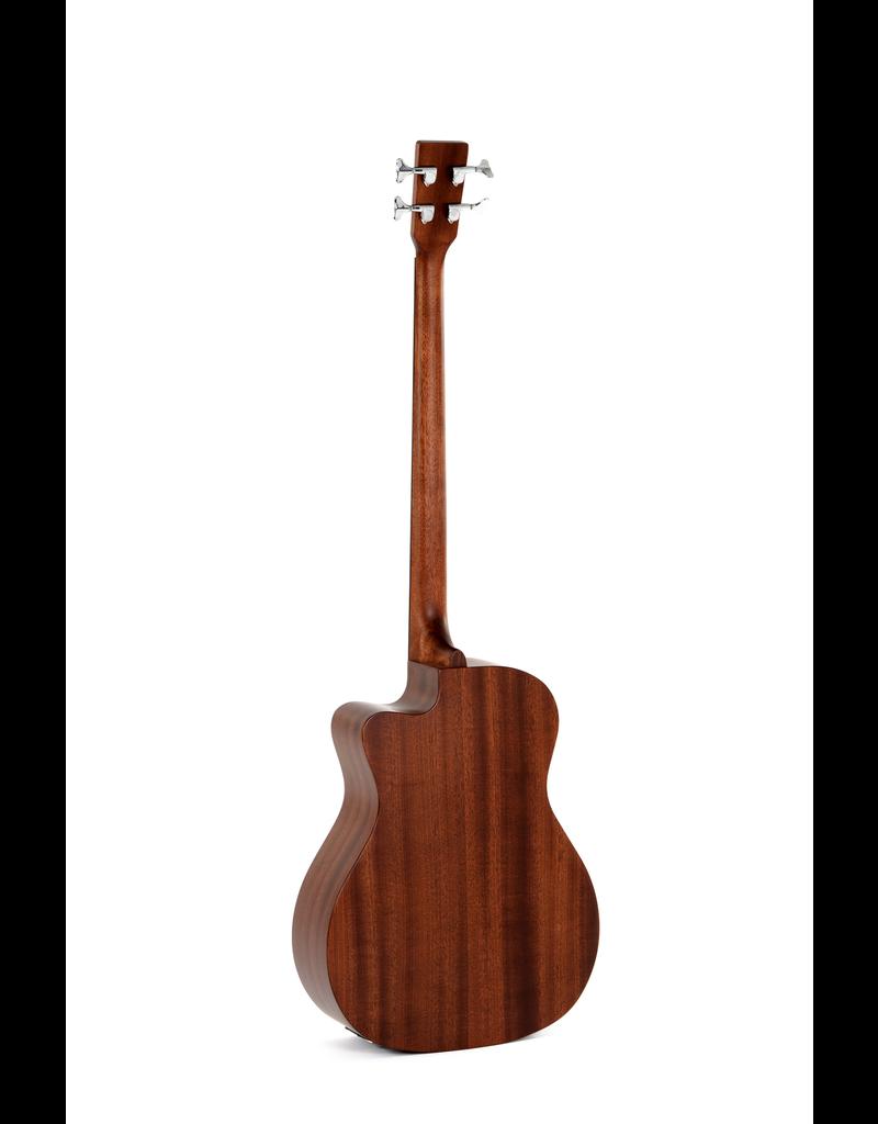 Sigma Acoustic Bass Mahogany w/BAG