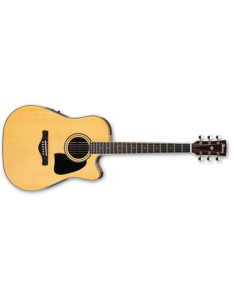 Ibanez AW70ECE NT Artwood Solid Acoustic