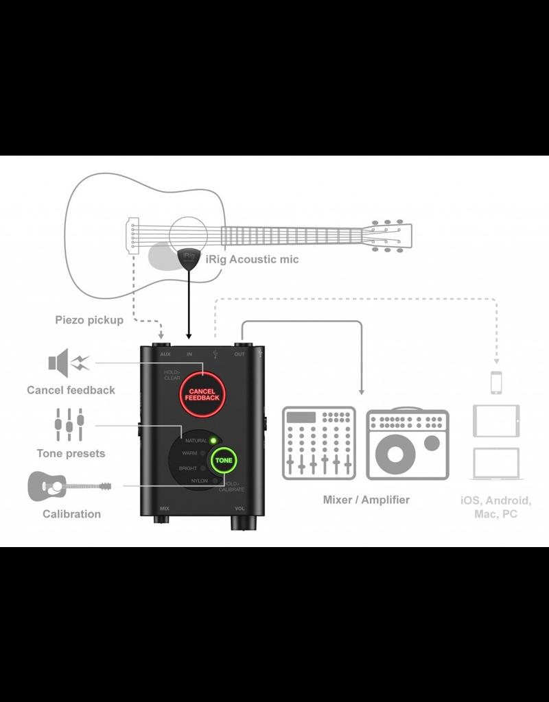 IK Multimedia Acoustic Guitar Stage Pickup