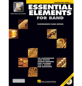 Essential Elements Essential Elements for Band - Book 1 with EEi Conductor's Score