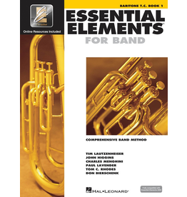Essential Elements Baritone TC Bk1 EE for Band Essential Elements 2000