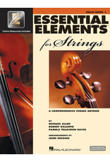 Essential Elements Cello Bk1 EE for Strings Essential Elements BK1 Cello plus Online resource