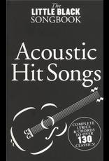 Little Black Books Acoustic Hits