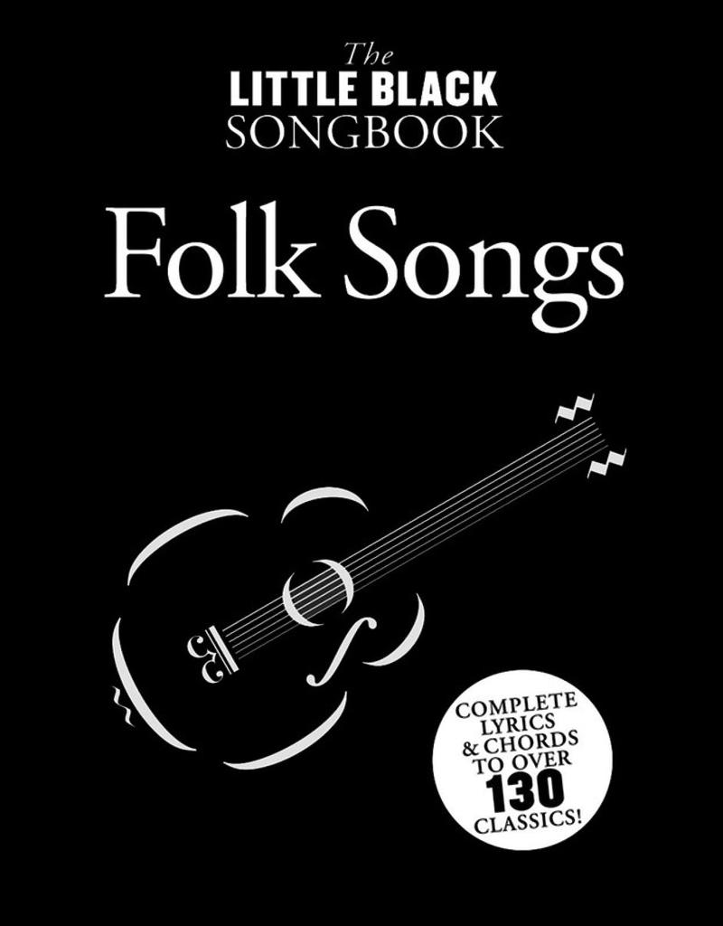 Little Black Books LBB Folk Songs Little Black Book