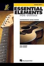Hal Leonard Essential Elements Guitar Bk1 EE