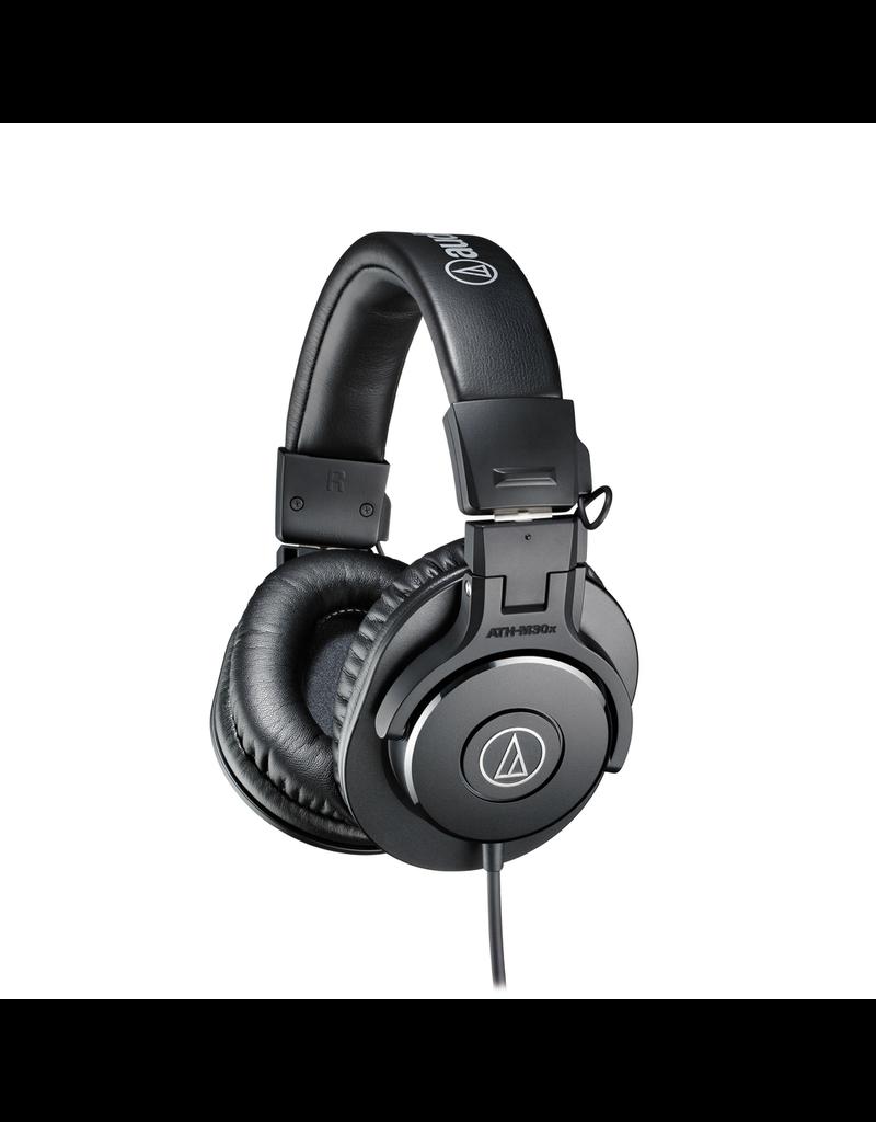 Audio Technica M30X Heaphones
