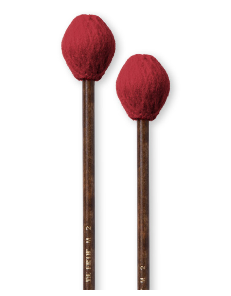 Vic Firth Xylophone Mallets Med/Hard Round Yarn