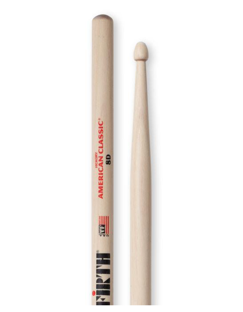 Vic Firth American Sound 8D Wood Tip