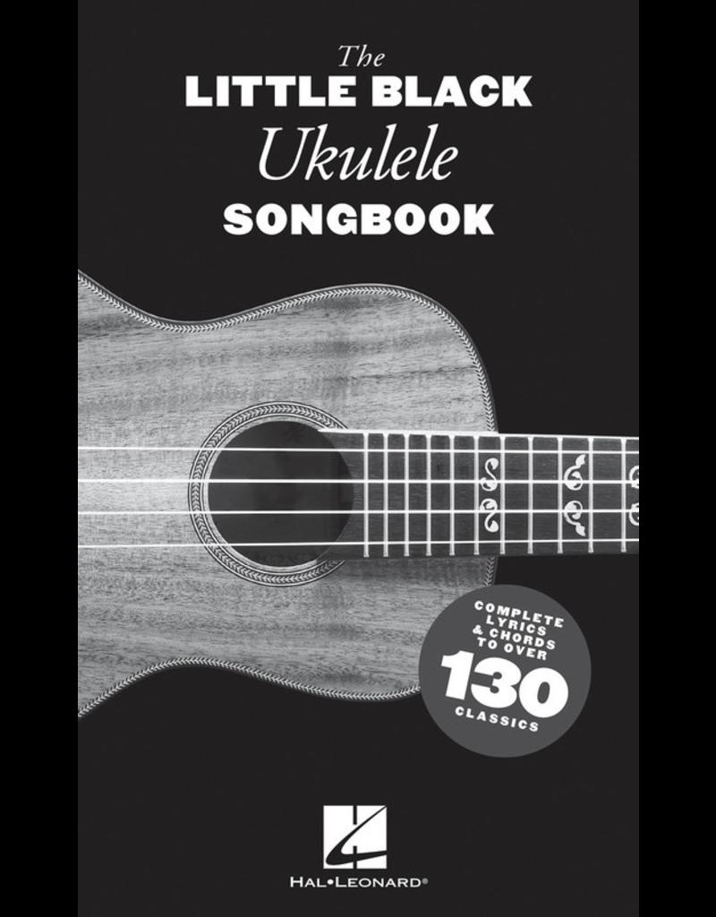 Little Black Books LBB The Little Black Ukulele Songbook