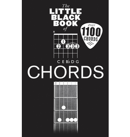 Little Black Books LBB 1100 Chords Little Black Book