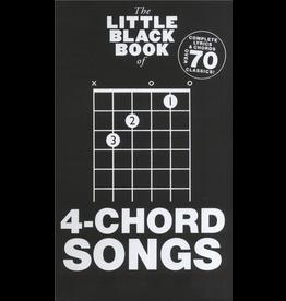 Little Black Books LBB 4 Chord Songs Little Black Book