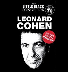 Little Black Books LBB Leonard Cohen Little Black Book