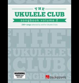 Hal Leonard Ukulele Club Songbook Volume 2