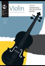 AMEB AMEB Violin PR - G2S9 Handbook Preliminary to Grade 2 Series 9