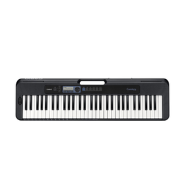Casio Casiotone CTS300BK 61 note touch sensitive portable keyboard