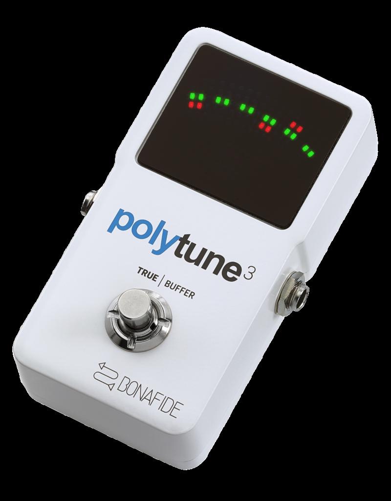 TC Electronics Polytune 3 With Bonafide Buffer