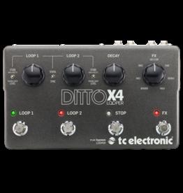 TC Electronics DITTO X4