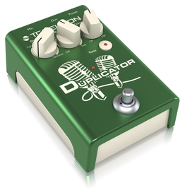 TC Helicon TC Helicon Duplicator Pedal - Reverb, Doubling and Pitch Correction