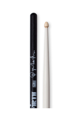 Vic Firth Questlove Sticks Ahmir Questlove Thompson (The Roots). A very long and thin stick for the perfect lightweight feel. With 17in of length and an extended taper, this stick can really crack! Vic Grip provides an anti-slip finish. L=17in, D=.52in